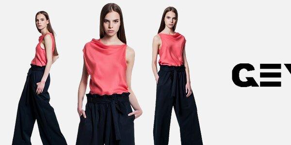 Gene - nadčasová sofistikovaná elegance pro pravé dámy
