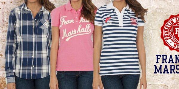 Franklin & Marshall - stylová dámská móda pro každý den