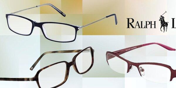 Elegantní brýlové obroučky Ralph Lauren