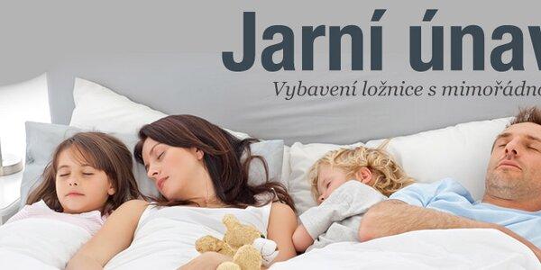 Jarní únava? Zalezte si ještě do postele