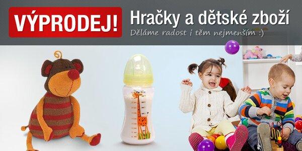 VÝPRODEJ! Hračky a dětské zboží