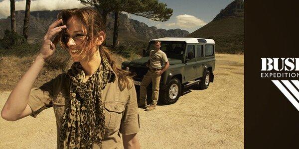 Pohodová dámská outdoorová móda Bushman