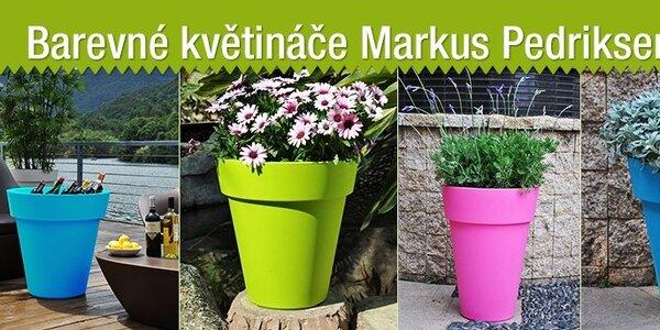 Barevné květináče Markus Pedriksen®