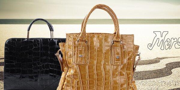 Módní dámské kabelky a tašky Mercucio