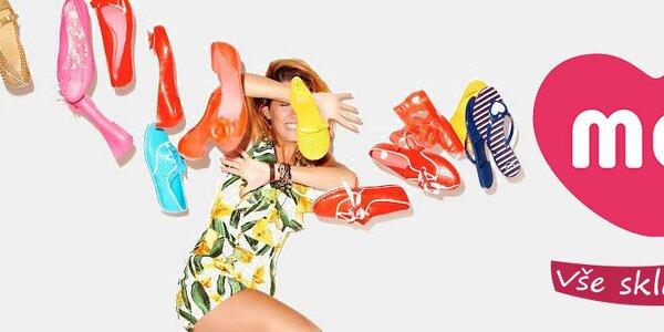 Mel - barevné a voňavé dámské letní botičky. Skladem již od 199,-