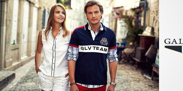 Nadčasová pánská sportovní elegance Galvanni