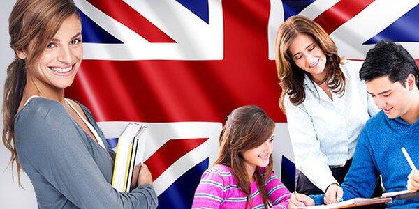 Půlroční kurz angličtiny