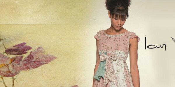 Ian Mosh - romantická a něžná móda pro dámy