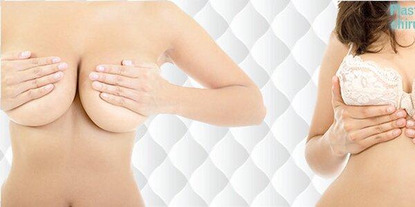 Zvětšení prsou pomocí vlastního tuku