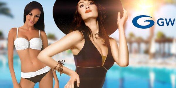 Nalaďte se na léto - parádní dámské plavky Gwinner