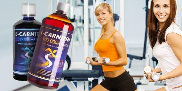 Spalovače tuků L-CARNITIN 1+1 zdarma