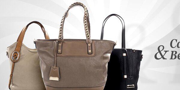 Trendy dámské kabelky Castella & Beige