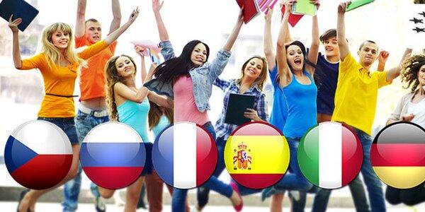 1 či 2 efektivní jazykové kurzy ve škole Britannika