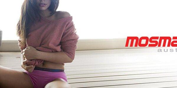 Pohodlné a stylové dámské spodní prádlo Mosmann