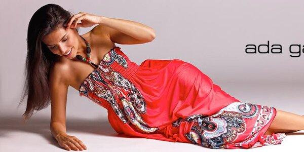 Ležérní španělská elegance Ada Gatti