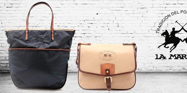 Ručně šité dámské kabelky La Martina