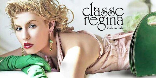 Italské kožené kabelky Classe Regina - tradice i módní trendy