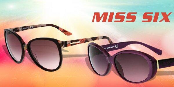 Sluneční brýle Miss Sixty - trendy ochrana proti paprskům