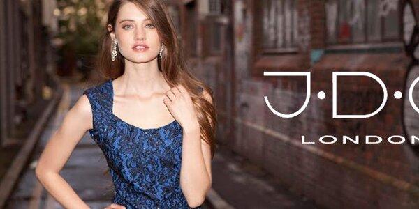 Elegance bez kompromisů! Dámské šaty JDC London