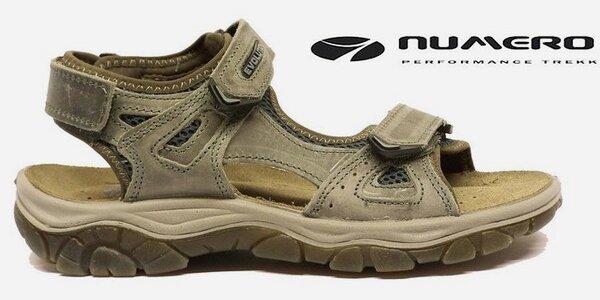 Pohodlné pánské letní outdoorové boty Numero Uno