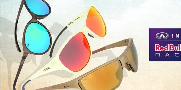 Sportovní i klasické sluneční brýle Red Bull