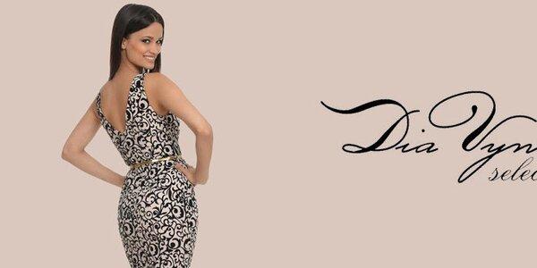 Elegantní s Dia Vynne - šaty hollywoodských hvězd