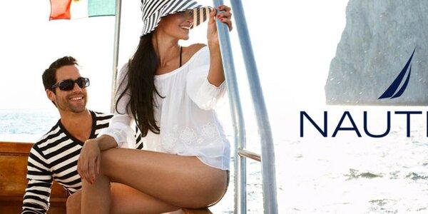Pánské oblečení Nautica - na vlnách módních trendů