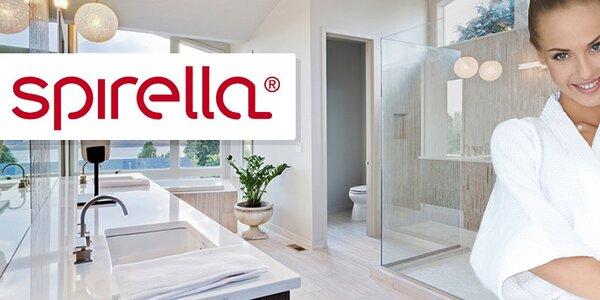 Koupelnové zboží německé značky Spirella