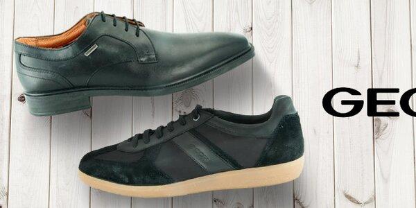 Geox - kvalitní pánská obuv pro každý den