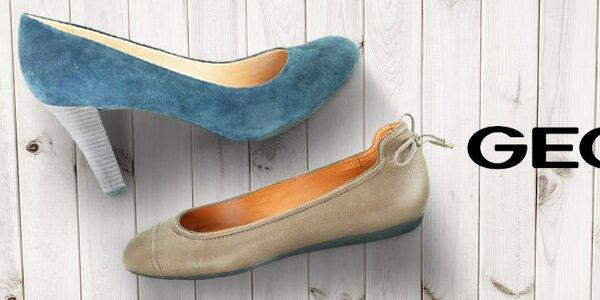 Geox - kvalitní dámská obuv pro každý den