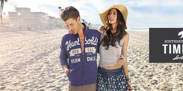 Pánské oblečení Timeout - stylově na výlet i do města