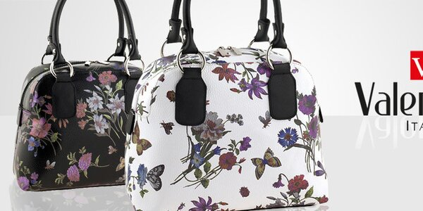 Ručně šité kožené kabelky Valentina Italy