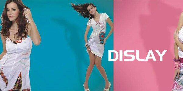 Barevné léto s francouzskou módou DY Dislay Design