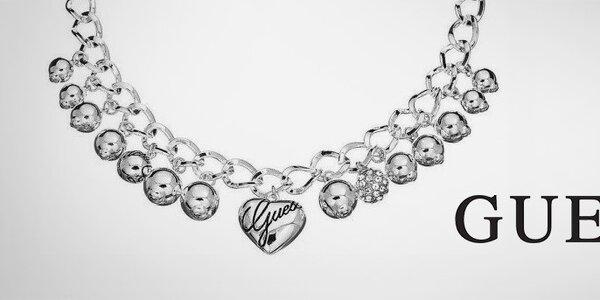 Guess - dámské šperky, co mají styl