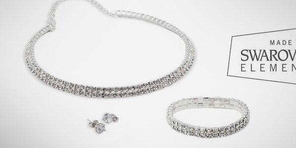 Skvostné šperky Swarovski Elements VIP Deluxe - skvostné kousky do vaší šperkovnice