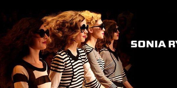 Dívejte se na svět skrz sluneční brýle Sonia Rykiel
