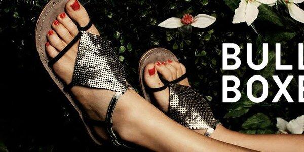 Třešnička k outfitu - dámské kožené boty Bullboxer
