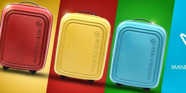 Zajeďte si na dovolenou s kufrem od Mandarina Duck