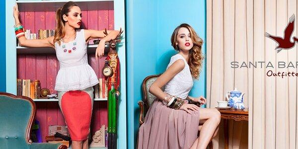 Santa Barbara - dámská móda plná barev, pohody a stylu