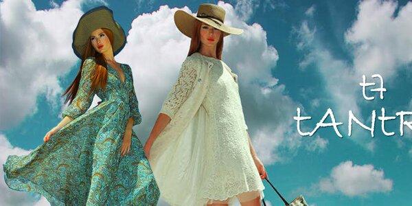Tantra - zářivě barevné i tlumeně něžné letní modely