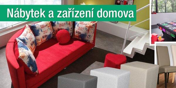 Nábytek a zařízení pro váš domov