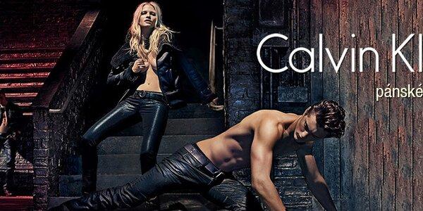 Ležérně elegantní pánská móda značky Calvin Klein