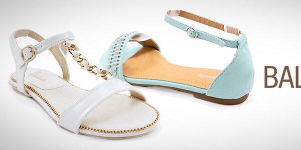 Balada - elegantní boty pro stylovou ženu