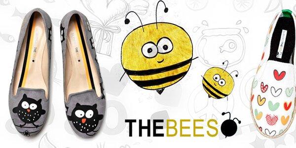 Prožijte crazy léto s veselými botkami The Bees