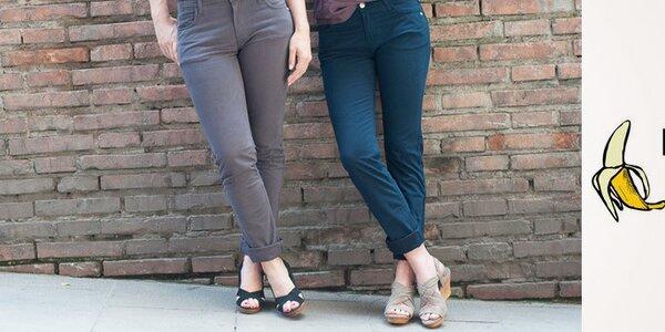 Pohodlné dámské kalhoty Monkee Genes