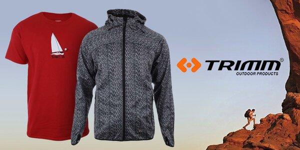 Pánské barevné outdoorové oblečení Trimm