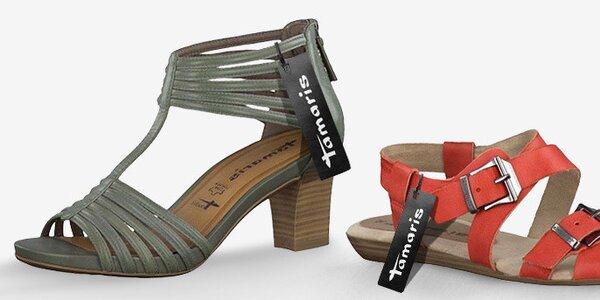 Dámské botky Tamaris s doručením do tří dnů