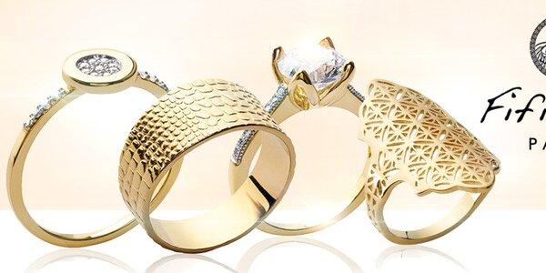 Nakrmte svou šperkovnici nádhernými šperky Fifi Ange