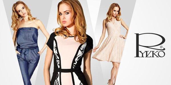 Jemná a elegantní dámská móda Rylko