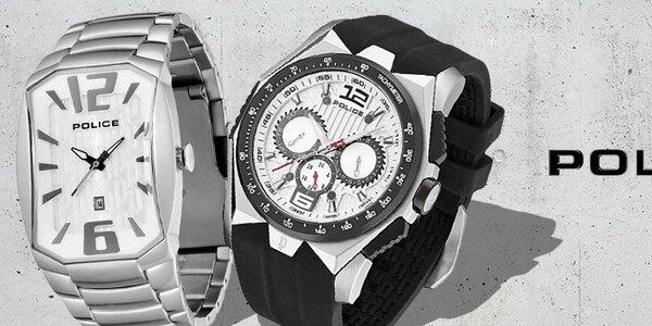 Police - pánské hodinky, které nosí i David Beckham